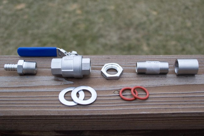 Bargain Fittings Cooler Kit