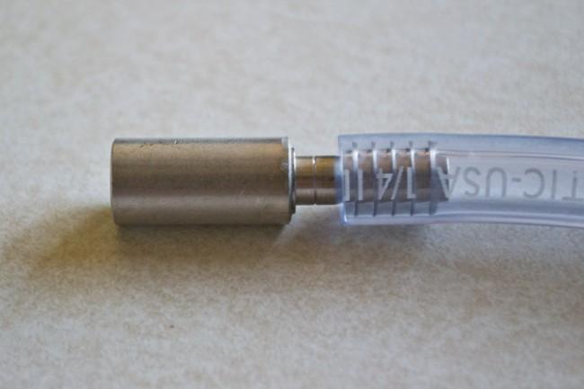 0.5 micron diffusion stone
