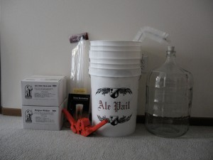 Brewing Starter Kit from Midwest Supplies